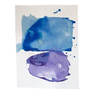 "Kate Roebuck ""Iced Over"" Original Painting"