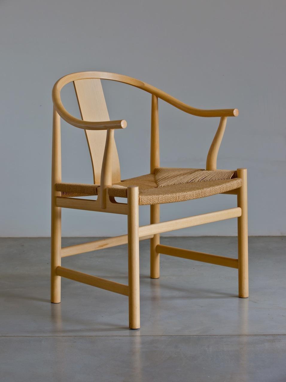 hans wegner chinese chair for pp mobler image 5 of 7