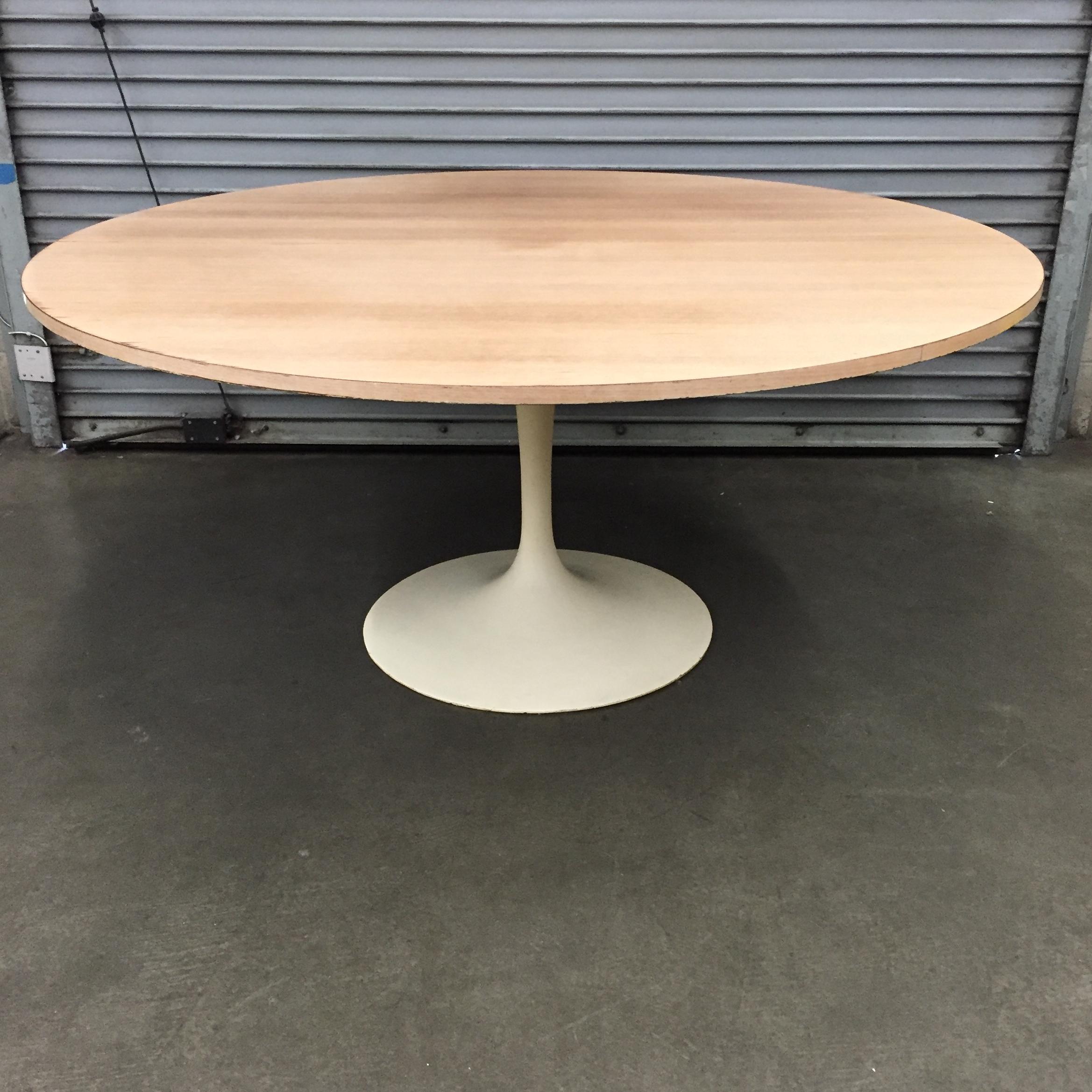 Original Knoll Eero Saarinen Tulip Table   Image 2 Of 7