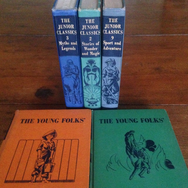 Mid-Century Children's Book Collection - Set of 5 - Image 9 of 11