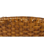 Image of Faux Bamboo Bar Stool