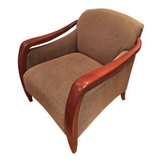 Restoration Hardware Art Deco Arm Chair