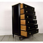 Image of Antique French Louis XVI Chest of Drawers
