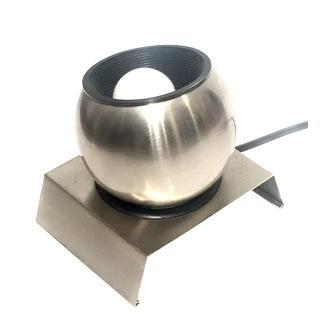Vintage Round Eyeball Table Lamp