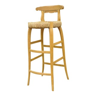 Garcia Imports Spain Modernist Rustic Bar Stool