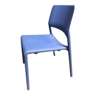 Knoll Spark Sky Blue Stacking Chair