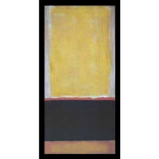 """Untitled 1953,"" Mark Rothko Reproduction"