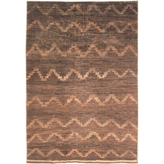 "Hand Knotted Navajo Rug by Aara Rugs Inc. 12'9"" X 9'2"""