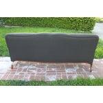 Image of Vintage Grey Sofa