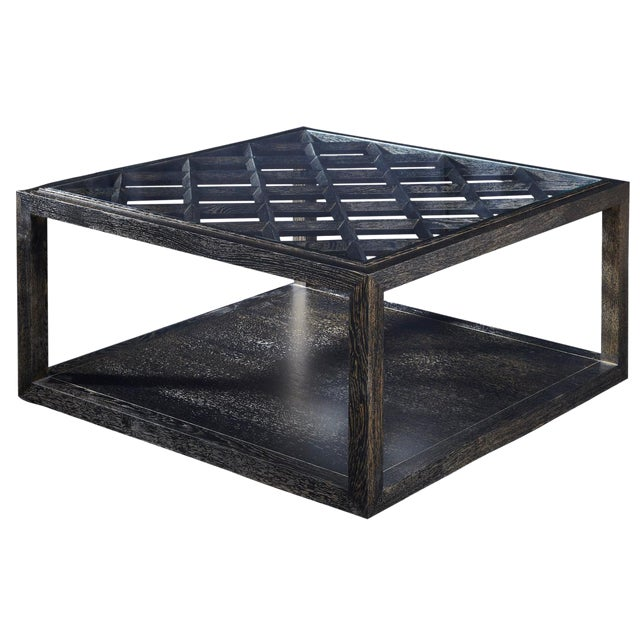 Image of Square Cocktail Table by Curate Home