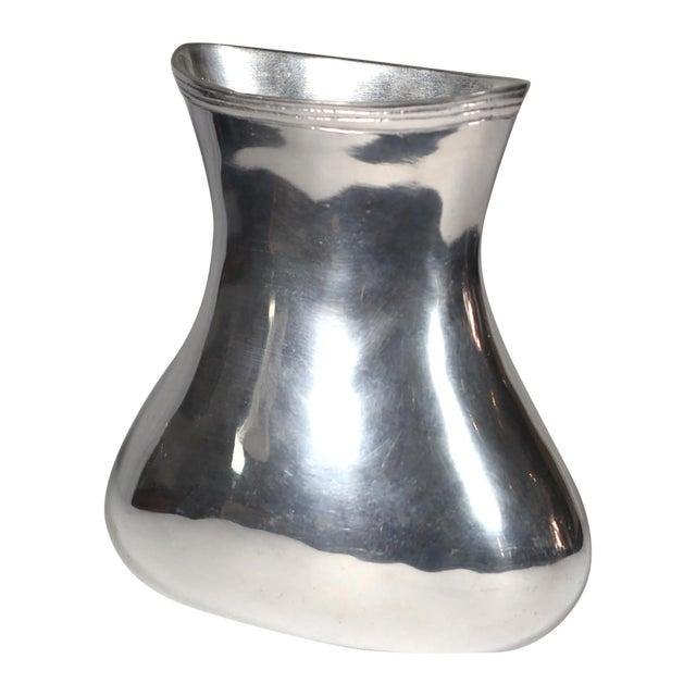 Portuguese Pewter Vase - Image 1 of 3