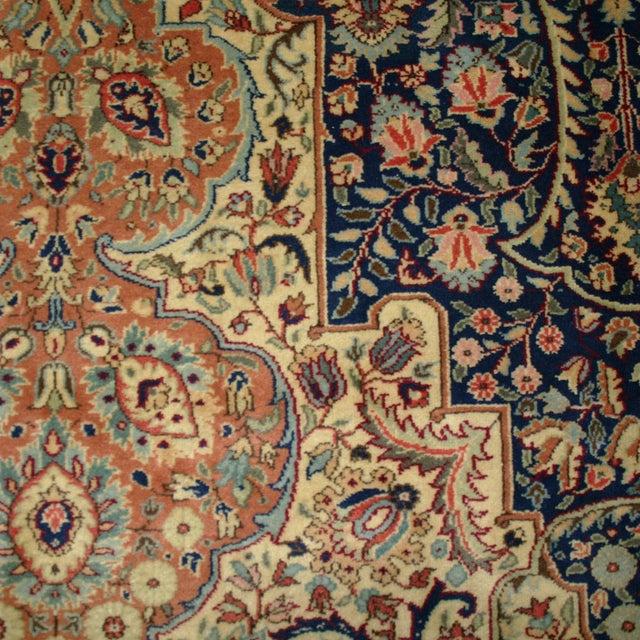 Opulent Vintage Kayseri Carpet - 8'6 X 11'3 - Image 4 of 5