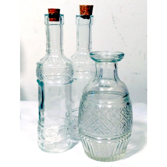 Italian Crystal & Glass 10-Piece Beverage Set - Image 8 of 11