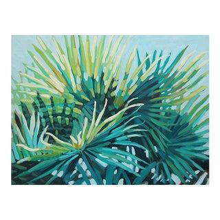 """""""Palm Tree 11"""" Original Acrylic Painting"""
