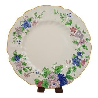Floral Royal Doulton Salad Plate