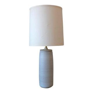 Bob Kinzie Mid-Century Earthenware Lamp