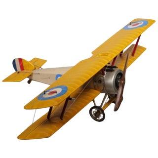 Sopwith Camel Model Bi-Airplane c. 2015