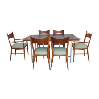 Paul McCobb Dining Set by Calvin Furninture