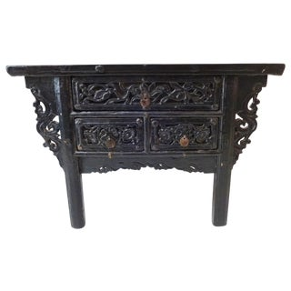 Miniature Chinese Altar Table Stand