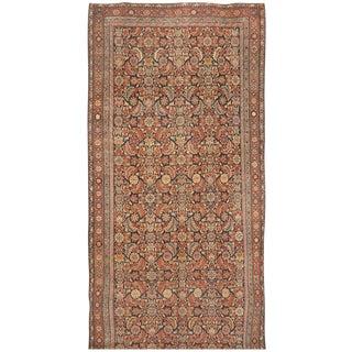 Antique 19th Century Persian Fereghen Rug