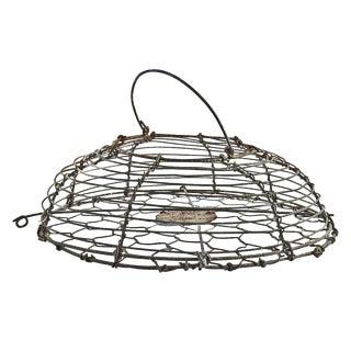 French Wire Escargot Basket