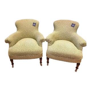 Ralph Lauren Arm Chairs - Pair