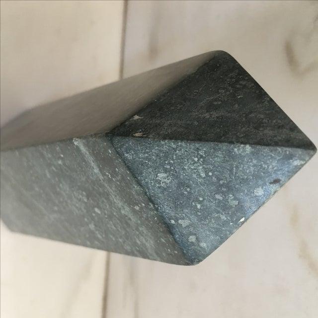 Green Marble Obelisk - Image 3 of 5