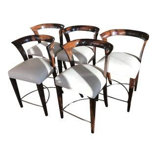 Artistica Home Counter Stools - Set of 5