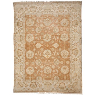 Hand-Knotted Egyptian Palatial Carpet - 12' x 16'