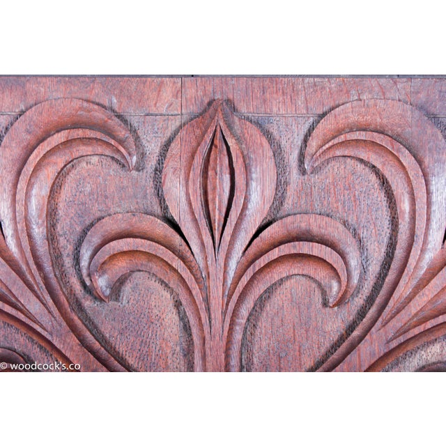Gothic Revival Panel From Cher's Malibu Residence - Image 5 of 6