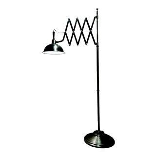 Pottery Barn Accordion Floor Lamp