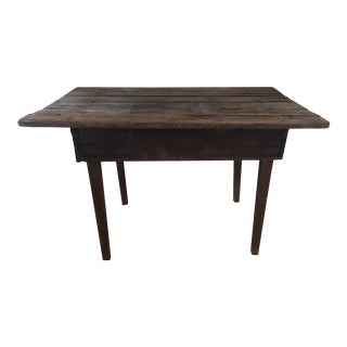 Primitive & Rustic Dining Table