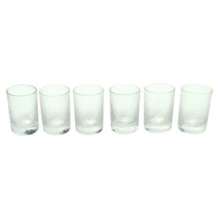 Tapio Wirkkala Iittala Shot Glasses - Set of 6