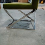 Image of Groovy Green MCM Chairs - Set of 4
