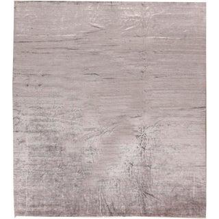 Bamboo Viscose & Wool Hand Woven Rug