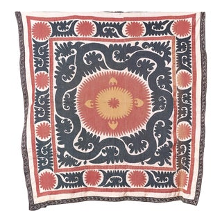 Hand Embroidered Suzani Textile