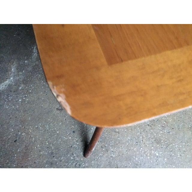 Robsjohn Gibbings Widdicomb Saber Leg Table - Image 5 of 9