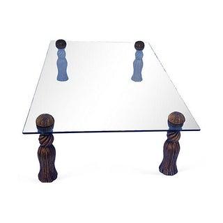 Phyllis Morris Gilt Tassel-Motif Table