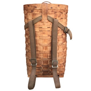 Antique Adirondack Trapper Backpack