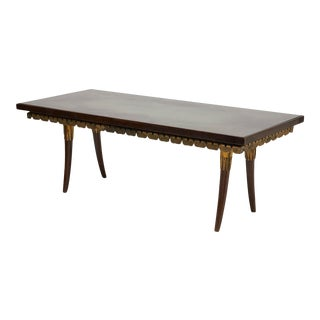 osvaldo borsani coffee table for Stima