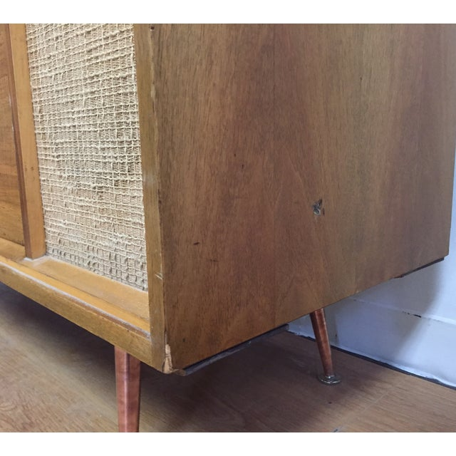 Mid-Century Saba German Radio Console - Image 7 of 11