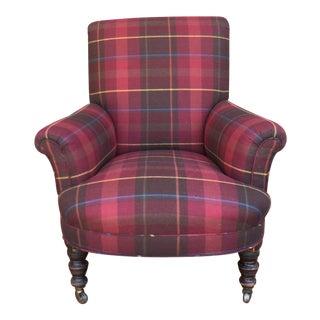 Ralph Lauren English Club Chair