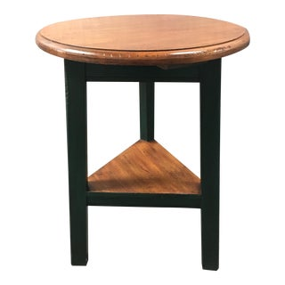 Custom Wood Bar Table