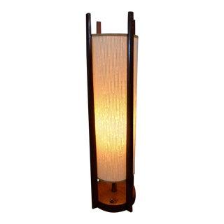 Danish Spindle Stick Lamp
