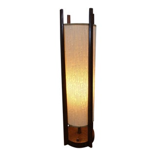 Danish Spindle Stick Lamp