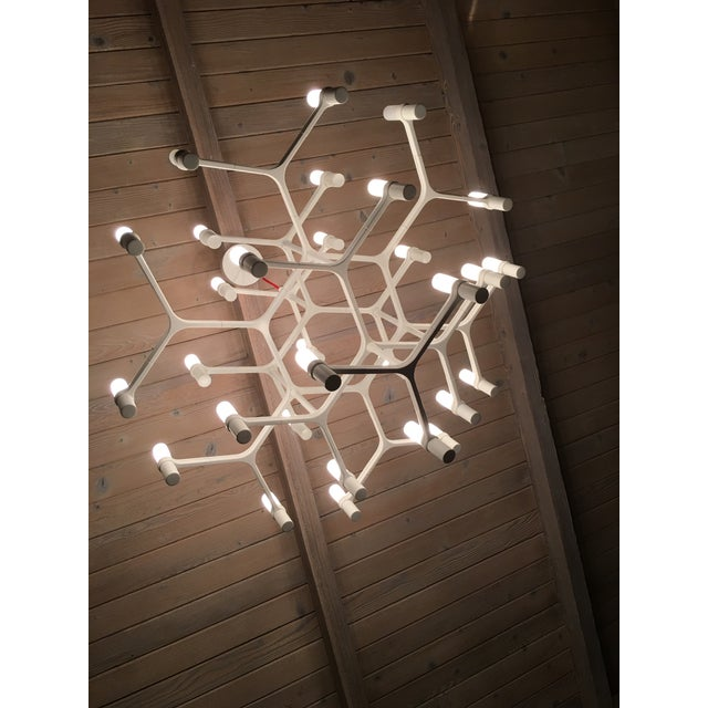 Image of Crown Major Chandelier by Markus Jehs from Nemo