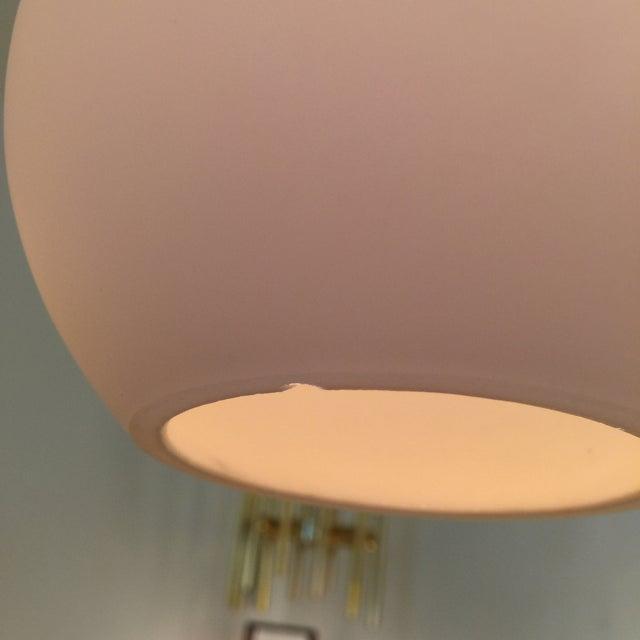 Laurel Walnut 3 Pendant Light Fixture - Image 8 of 11
