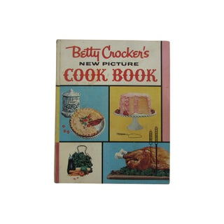 Vintage Betty Crocker's New Picture Cook Book