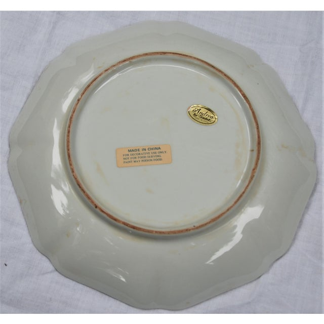 Image of Vintage Asian Decorative Bowl