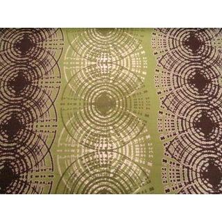 Robert Allen Plum & Lime Rockstar Fabric - 5 Yds